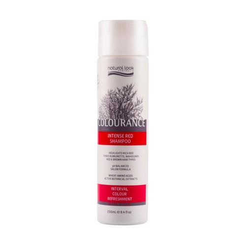 Intense Red Shampoo 250ml