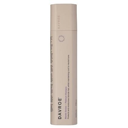 Davroe Blonde Senses Platinum Shampoo 325ml