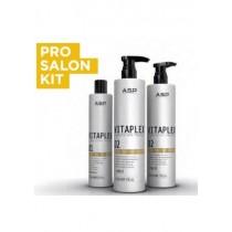 Vitaplex Pro Salon Kit  2x Part 1 (300ml) & 2x Part 2