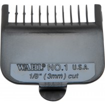 Wahl #1 Plastic Tab Attachment Comb 1/8