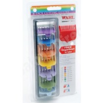 Wahl Attachment Caddie 1 to 8 Coloured Plastic Tab