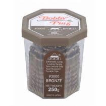 "2"" Bronze Bobby Pins"