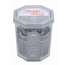 """2"""" Silver Bobby Pins"""