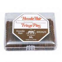 """2"""" Bronze Fringe Pins - Hosoke"""