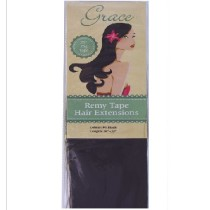 Hair Extensions Tape 1 Black