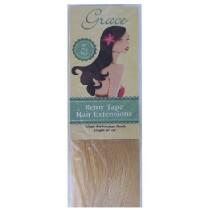 Hair Extensions Tape 60 Platinum Blonde