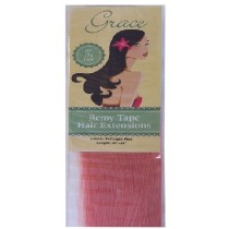 Hair Extensions Tape 45 Light Pink