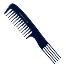 Black Large Basin Comb 610