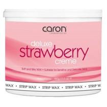 Strawberry Creme Strip Wax - Microwaveable